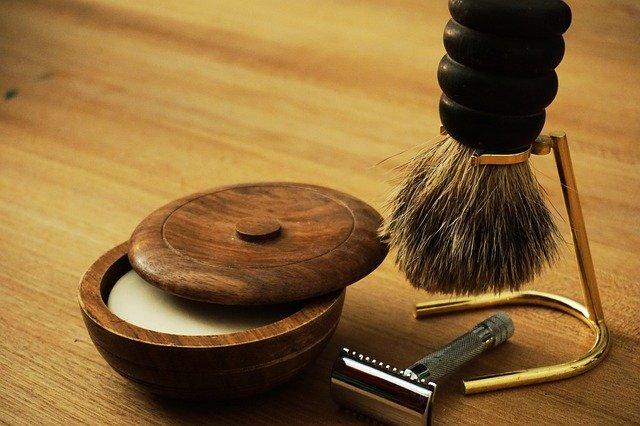 pomůcky na holení